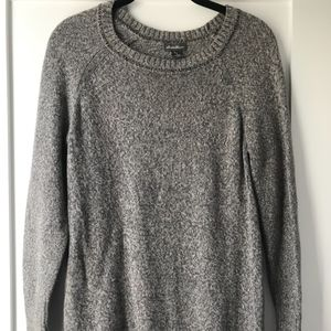 Eddie Bauer Grey Sweater